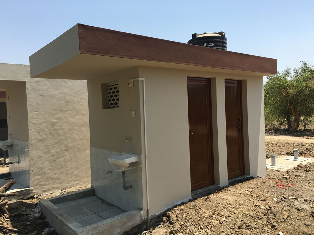 Household Toilet Block Jambudiyapura